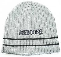 Half Price Books Beanie: Free With $50 Order