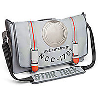 Star Trek U.S.S. Enterprise Messenger Bag: Free With $100 Order