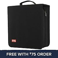 Half Price Books Disc Organizer: Free With $75 Order
