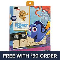 IncrediBuilds Finding Dory 3D Model Set: Free With $30 Order